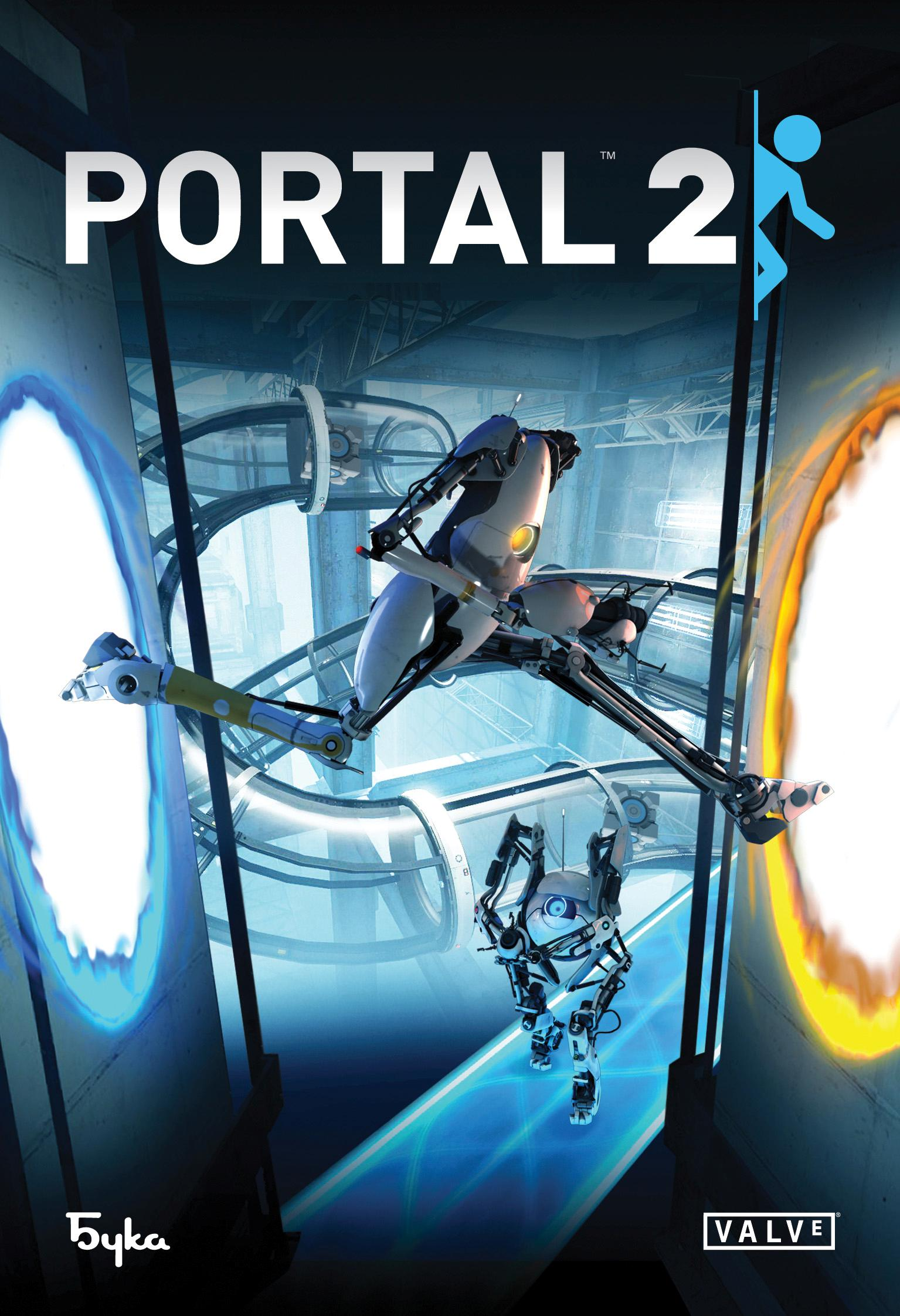Portal 2 [+ 2 DLC] (2011) РС | RePack By R.G. Catalyst
